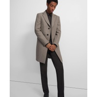 Theory Chambers Coat in Recycled Melton