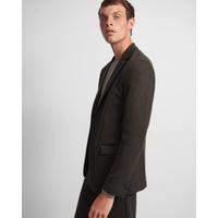 Theory Clinton Blazer in Wool Ponte