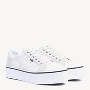 Tommy hilfiger Textured Low Top Trainers