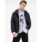 Tommy hilfiger TH Tech Quilted Hooded Jacket