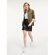 Tommy hilfiger Leather Mini Skirt