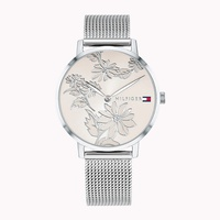 ad13215248a93 Tommy hilfiger Floral Face Watch