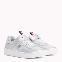 Tommy hilfiger Glitter Velcro Trainers
