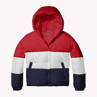 Tommy hilfiger Colour-Blocked Puffer Jacket