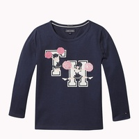 Tommy hilfiger Organic Cotton Tommy Hilfiger Logo Top