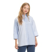 Tommy hilfiger Oversized Stripe Shirt