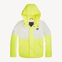 Tommy hilfiger Neon Hooded Jacket