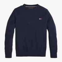 Tommy hilfiger Essential Combed Cotton Jumper