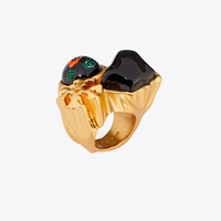 Roxanne Ceramic Statement Ring