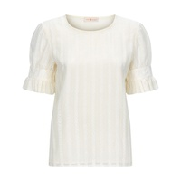 Tory Burch Broderie Anglaise Top