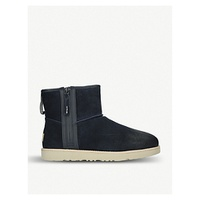 UGG Classic Mini waterproof sheepskin boots