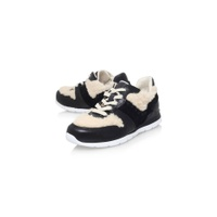 UGG Deaven Trainers, Black/Cream