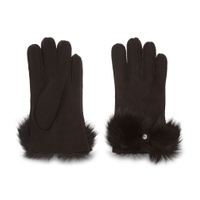 UGG Sheepskin Bow Cuff Glove