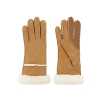 UGG Seamed Tech Glove With Turn Cuff