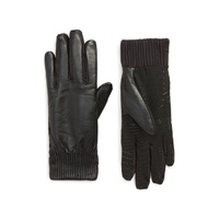 U|R Leather Touchscreen Compatible Gloves
