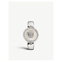 VERSACE VCO09 0017 Palazzo Empire stainless steel quartz watch