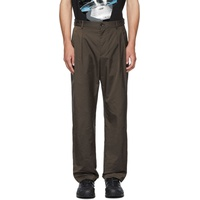 Brown Undercover Edition Pocket Trousers