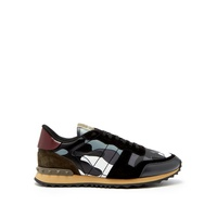 Valentino Rockrunner camouflage-print trainers
