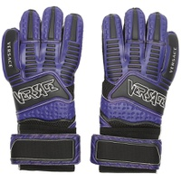 Purple Logo Gloves