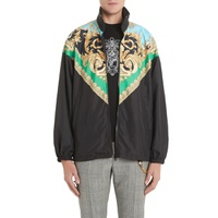 VERSACE Baroque Trench Jacket