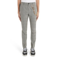 VERSACE Prince of Wales Dress Pants