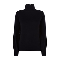 Vince Bishop Sleeve Roll Neck Sweater