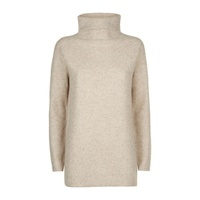 Vince Ribbed Turtleneck Sweater