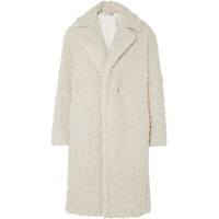 Vince Faux shearling coat