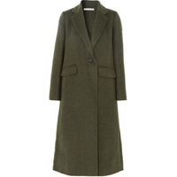 Vince Brushed wool-blend coat