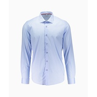 Wilson Border & Co - Cut Away Collar Long Sleeve Shirt - Sky