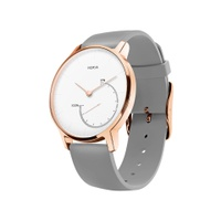 Withings / Nokia Special Edition Steel Activity & Sleep Tracking Watch, Rose Gold/Grey