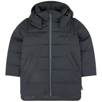 Half-length padded coat