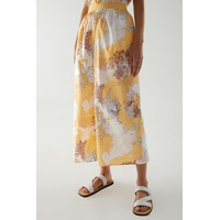 PRINTED COTTON CULOTTES