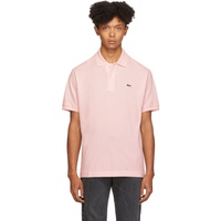 Pink Classic Polo