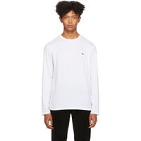 White Classic Long Sleeve T-Shirt