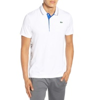 LACOSTE Regular Fit Tipped Polo