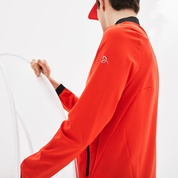Lacoste Mens SPORT Novak Djokovic Collection Ultra Light Technical Jacket