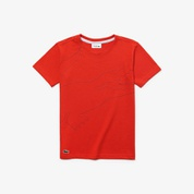 Lacoste Boys SPORT Crew Neck Jersey T-shirt