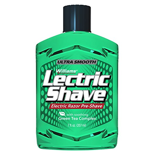 Williams Lectric Shave, 7 Ounce (2개)